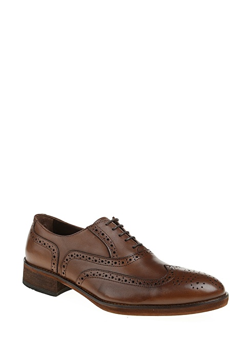 Baqietto %100 Deri Klasik Ayakkabı Taba